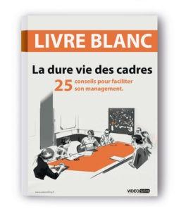 livre blanc vie des cadres