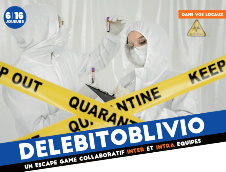 Image Escape Game delebitoblivio