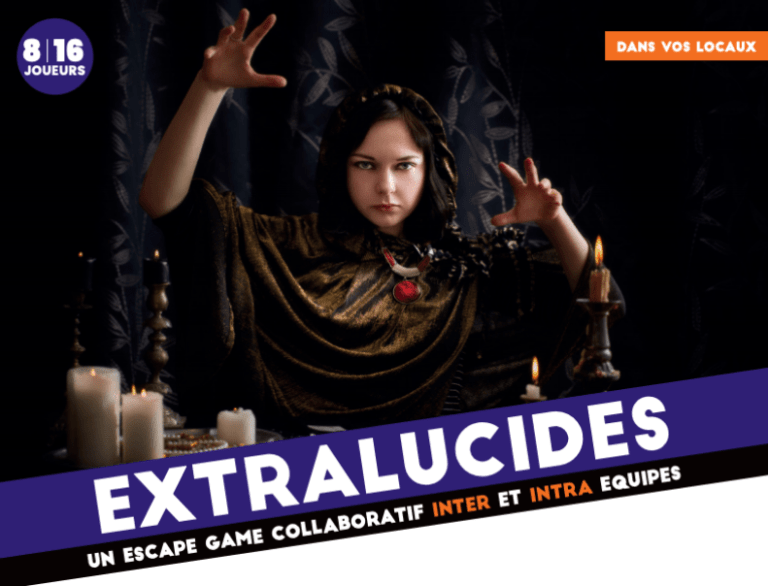 Image Escape Game extralucide
